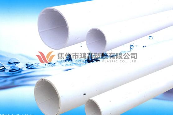 PVC-U螺旋消音排水亚博官网代理管件